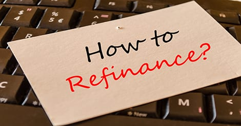Refinancing To Reduce Payments