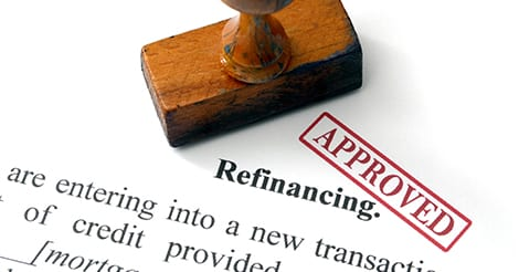 refinancing mortgage loans
